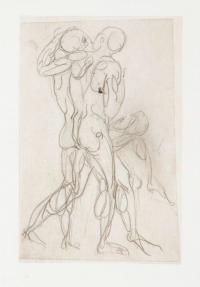 Dante i jego Mistrz, 1897