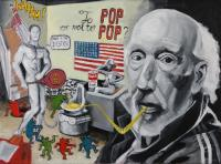 New Situation...TO POP OR NOT TO POP / Tribute to Richard Hamilton, 2015