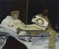 Olimpia / W obronie praw zwierząt / Piękno zakryte / Tribute to Eduard Manet and Christo, 2012