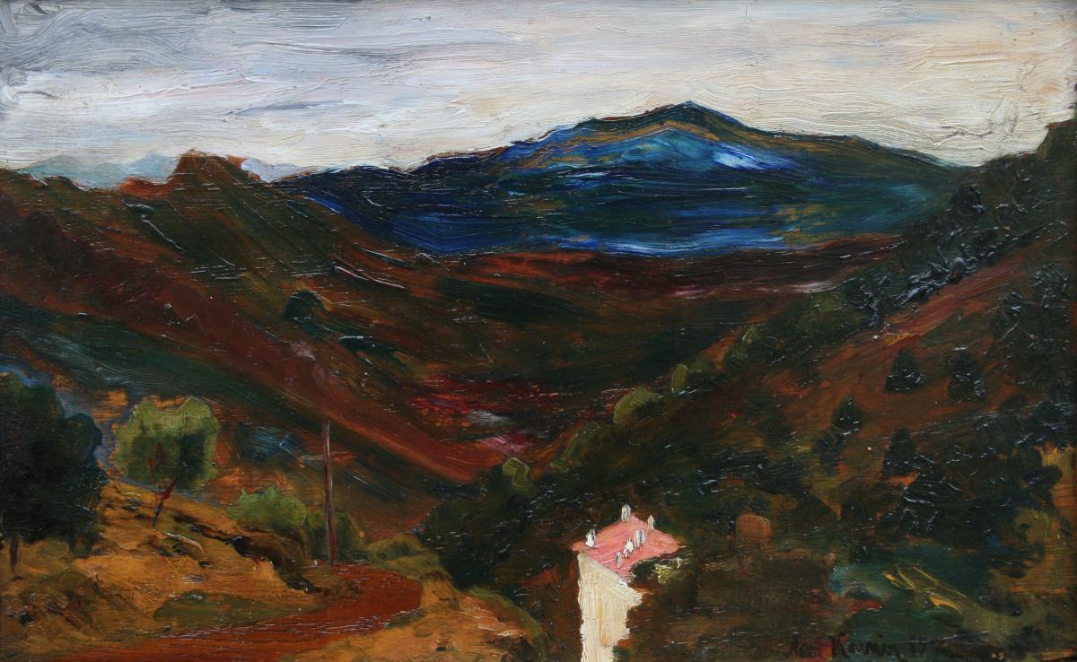 Góry, 1907 r.