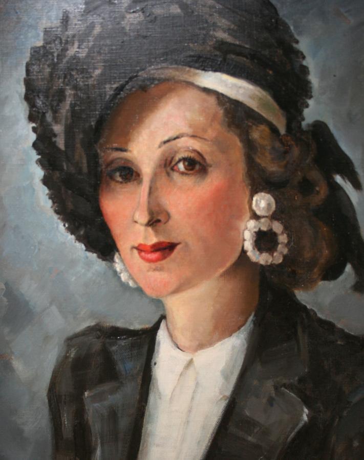La Parisienne, 1943 r.