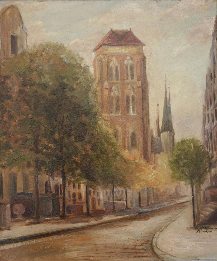 Ulica Piwna w Gdańsku