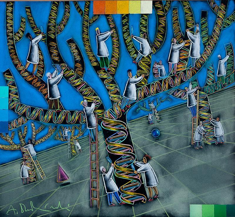 The Genetic Tree