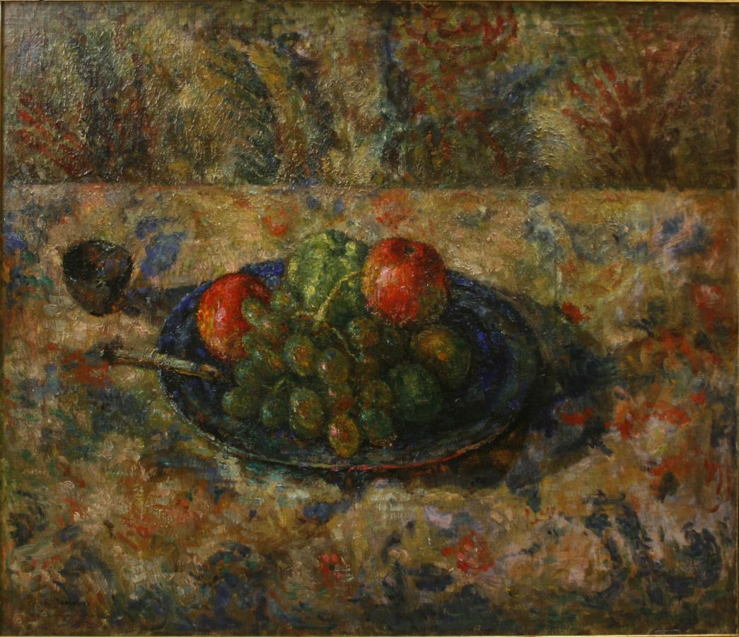 Martwa natura z owocami, 1943 r.