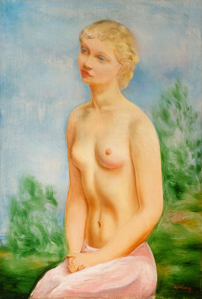 akt-siedzacej-kobiety-1933-r-jean-kisling