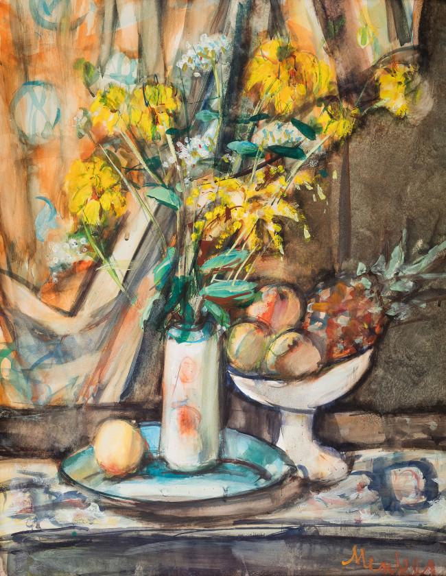 martwa-natura-z-ananasem-zygmunt-menkes