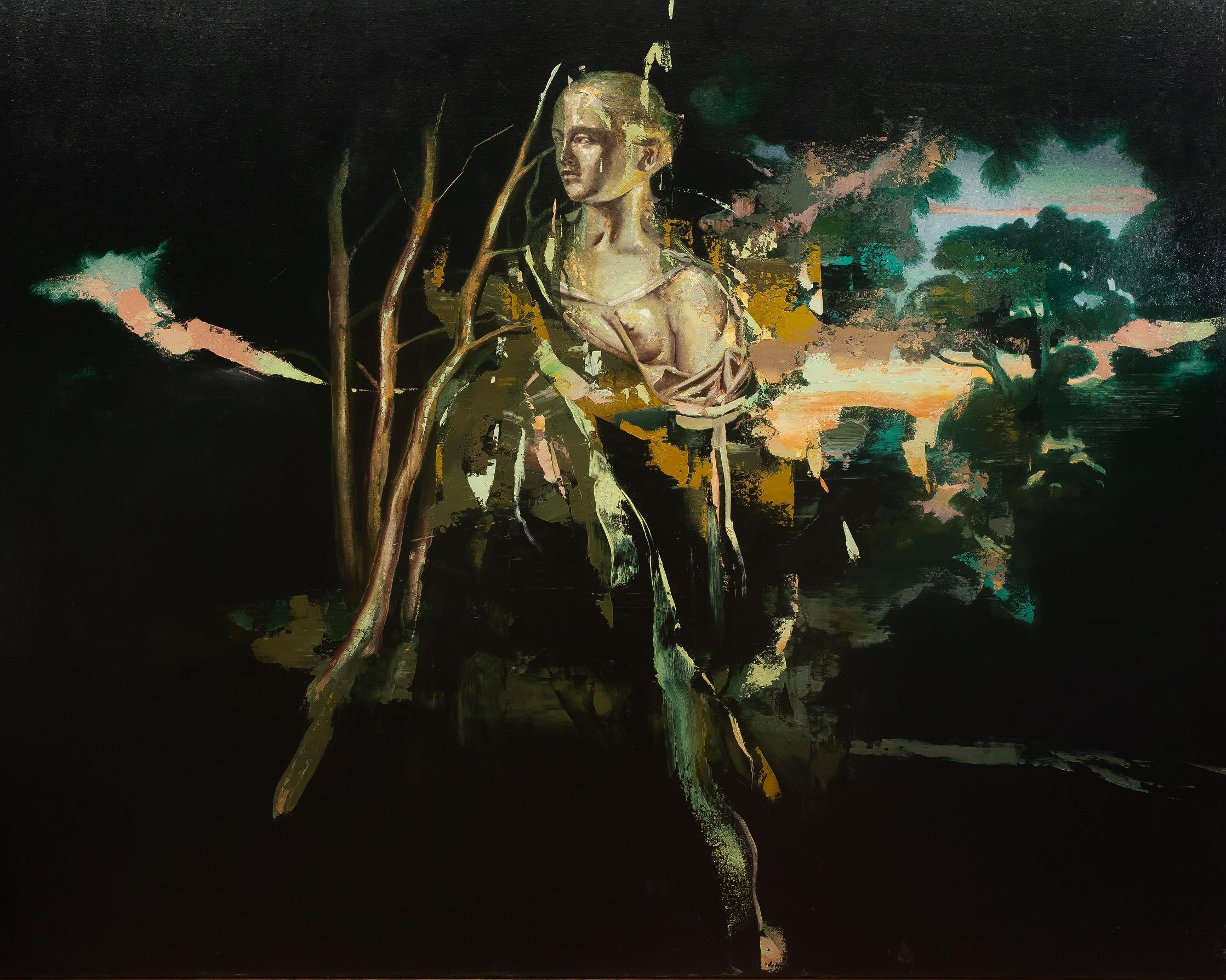 Jan Szczepkowski | Selene, 2020