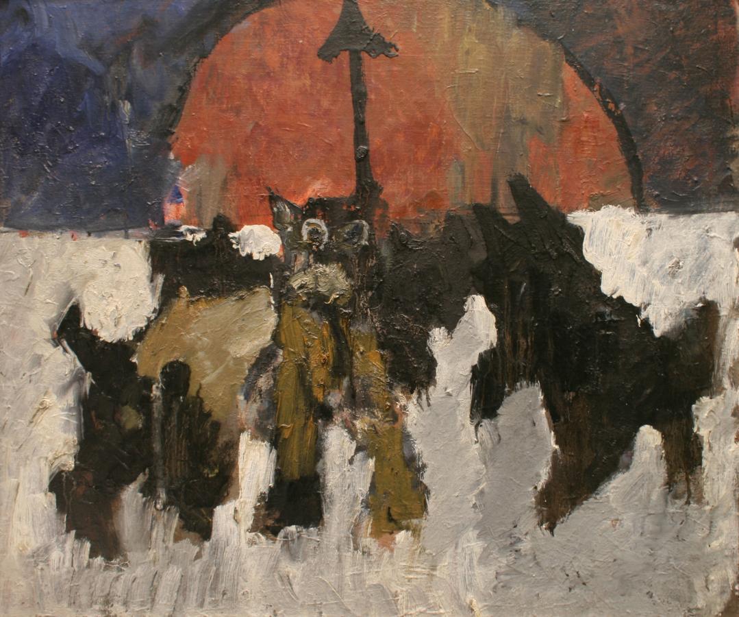 Psy ? homage dla Amundsena