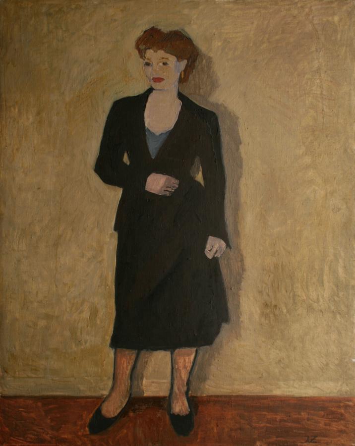 Portret A. Ronczewskiej