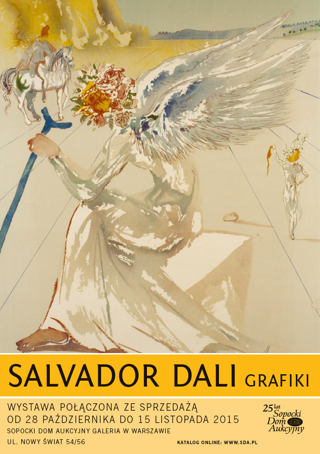 Salvador Dali / Grafiki
