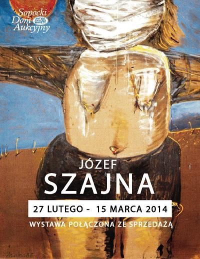 Józef Szajna - wystawa połączona ze sprzedażą