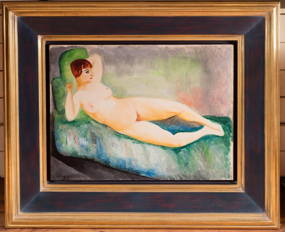 Akt, 1918 - 2