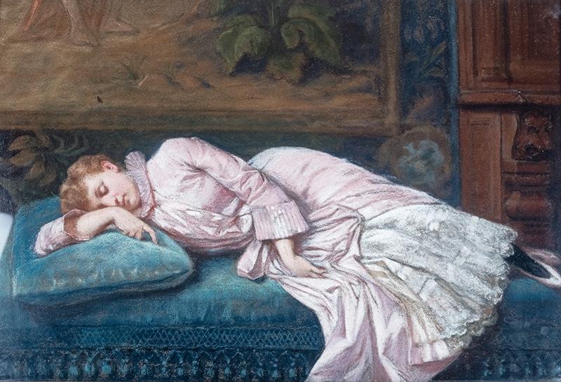 Śpiąca - 1