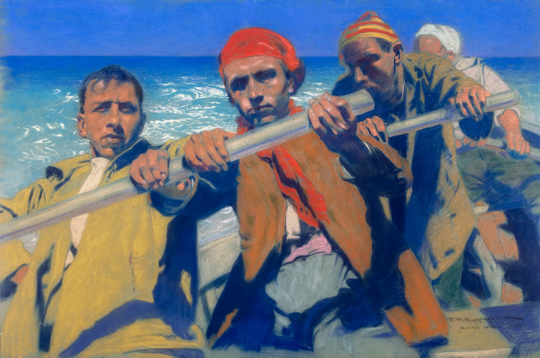 morskie-wilki-1925-r-feliks-michal-wygrzywalski