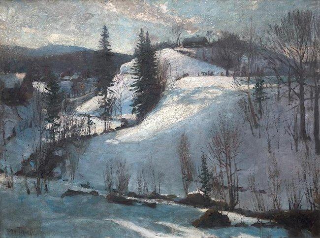 Zima w Szklarskiej Porębie