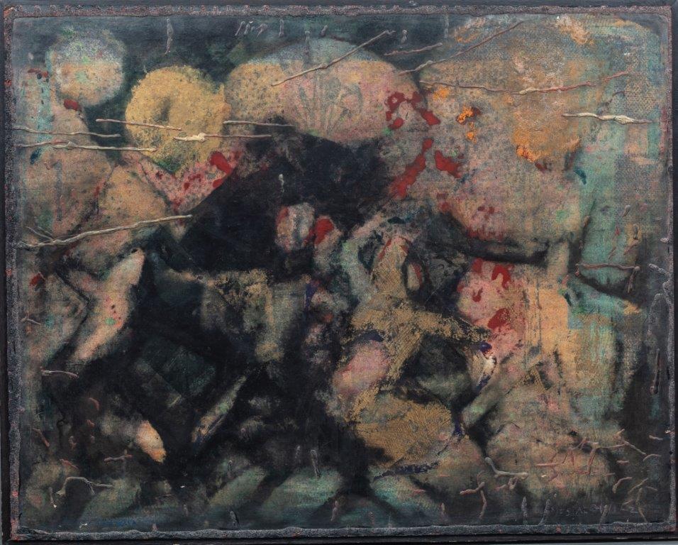 Wirowanie, z cyklu Harnasie, 1978