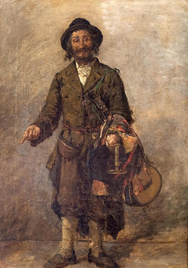 portret-handlujacego-zyda-hipolit-lipinski