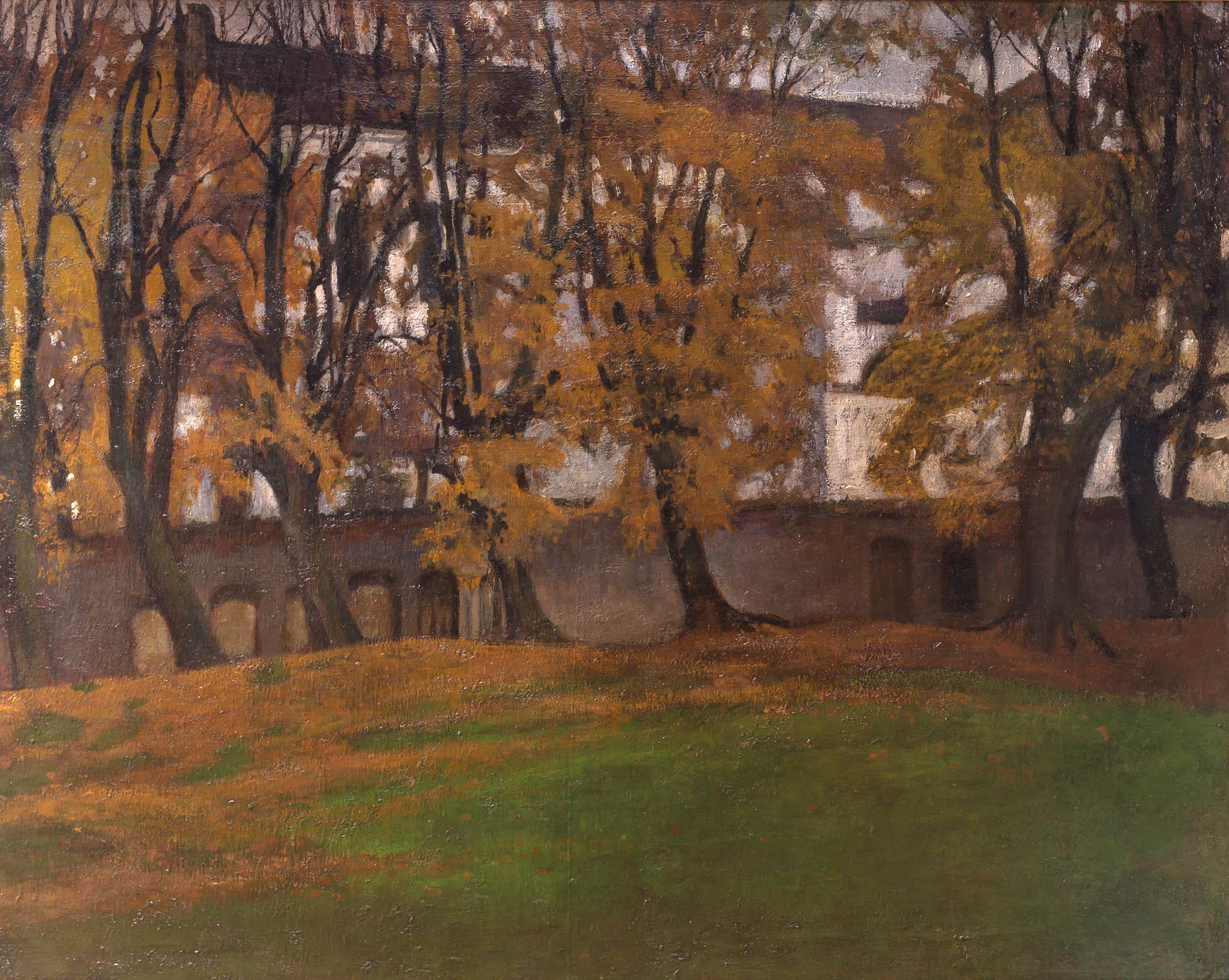 Stanisław Czajkowski | Pejzaż, 1906 r.