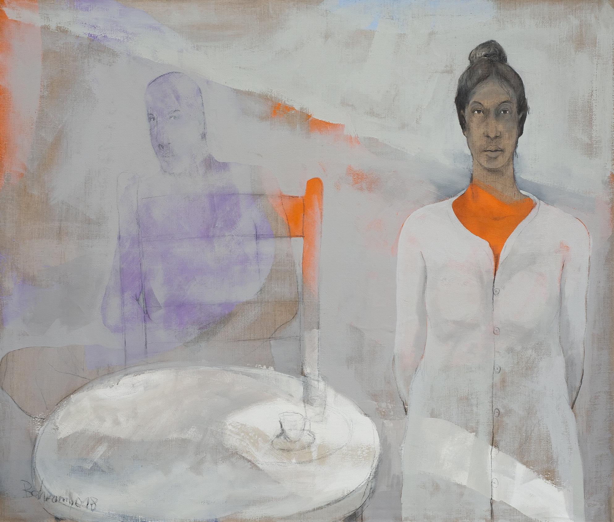 Bahram Hajou | Bez tytułu, 2018