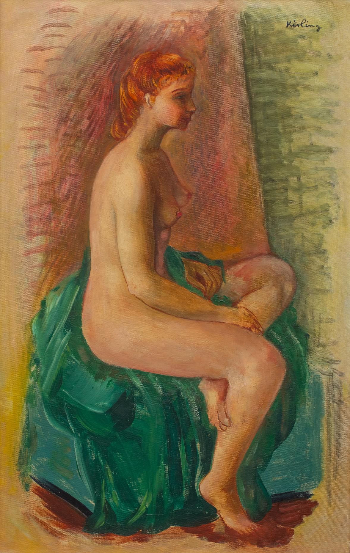 Mojżesz Kisling | Akt, ok. 1935 r.