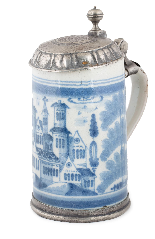 Kufel, Bayreuth, XVIII w.