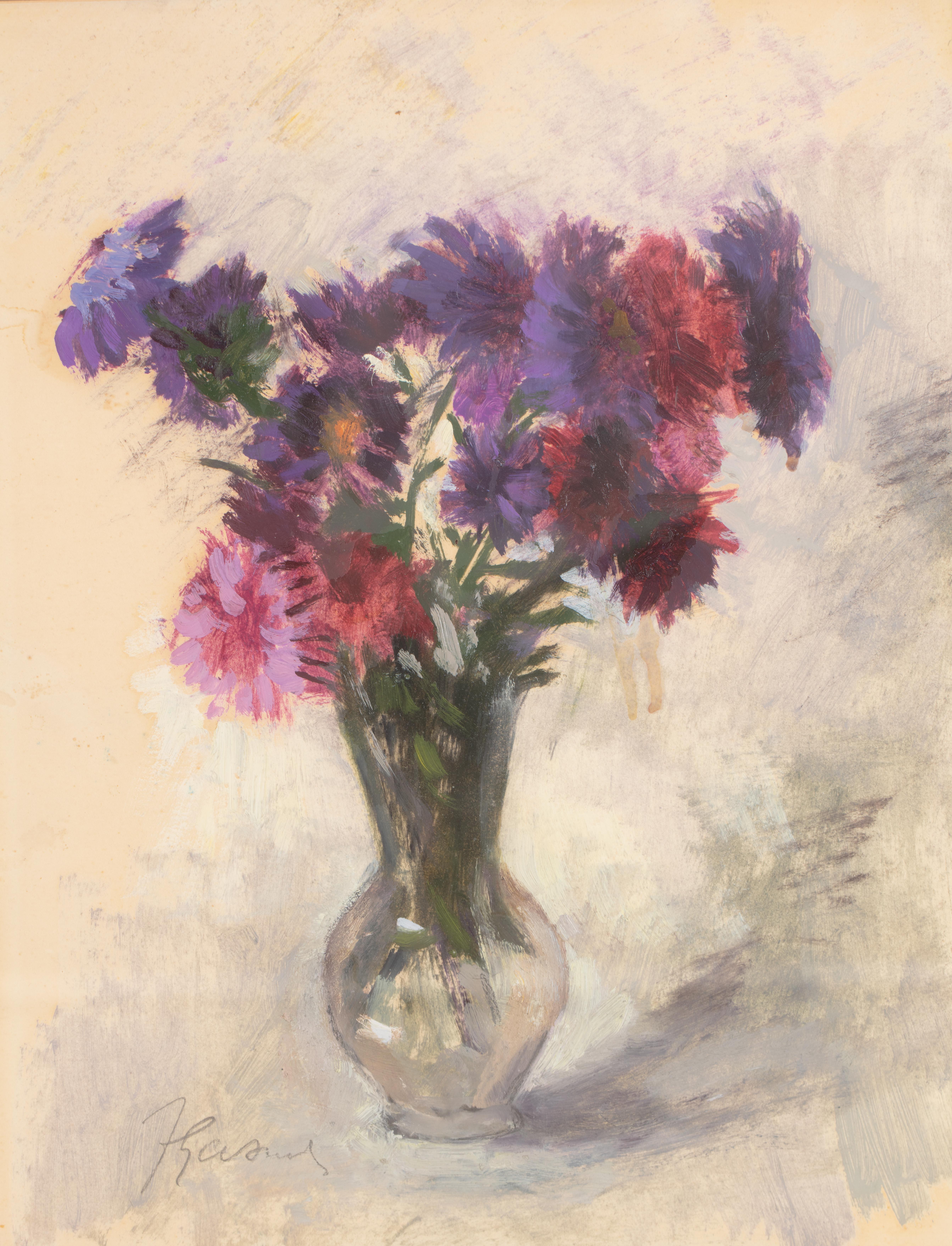 Jan Gasiński   Kwiaty