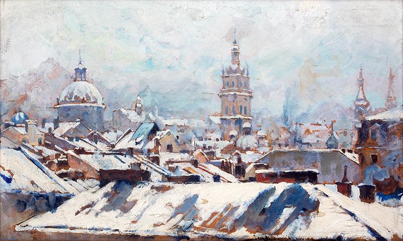Jan Kuśmidrowicz | Lwów, 1923 r.
