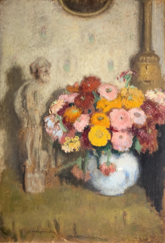 Alfons Karpiński | Cynerarie, 1929 r.