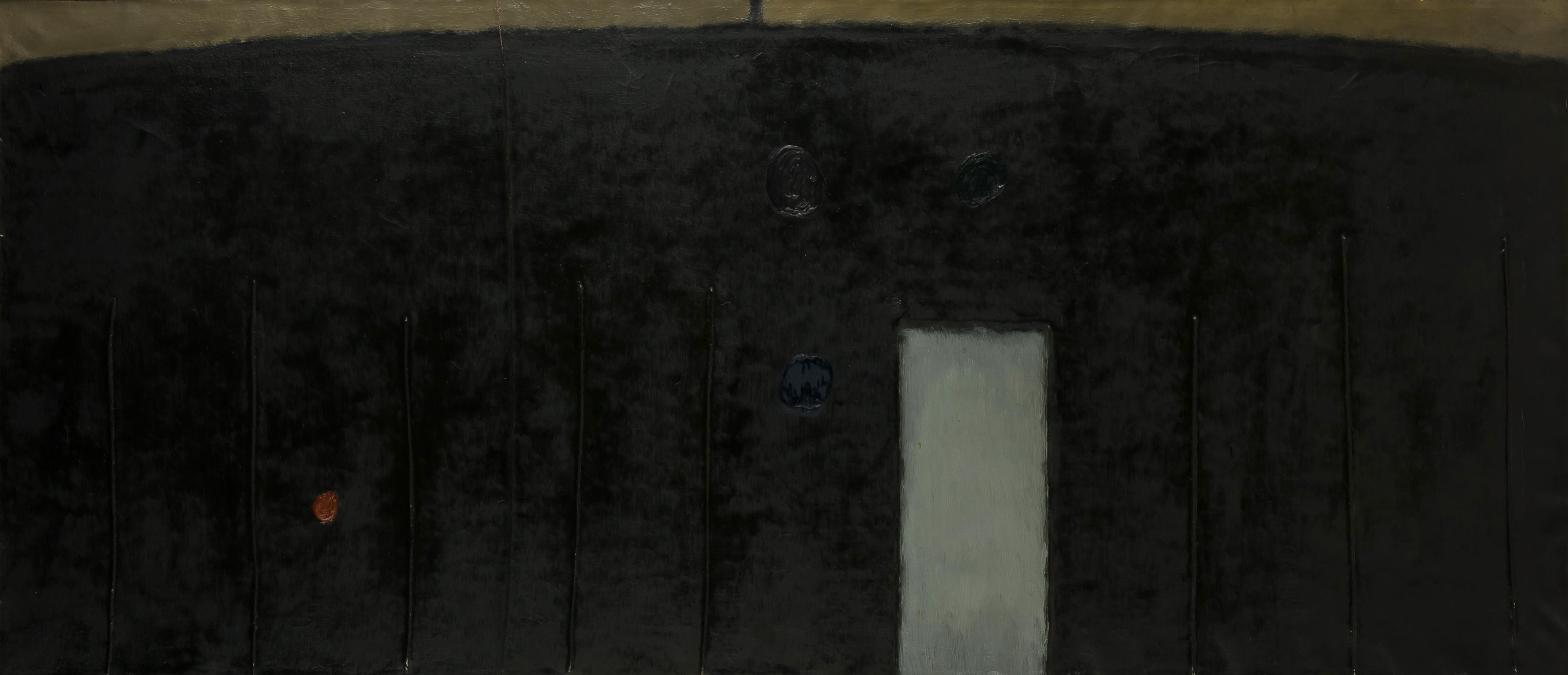 Józef Hałas   Góra z białą kapliczką, 1958-60
